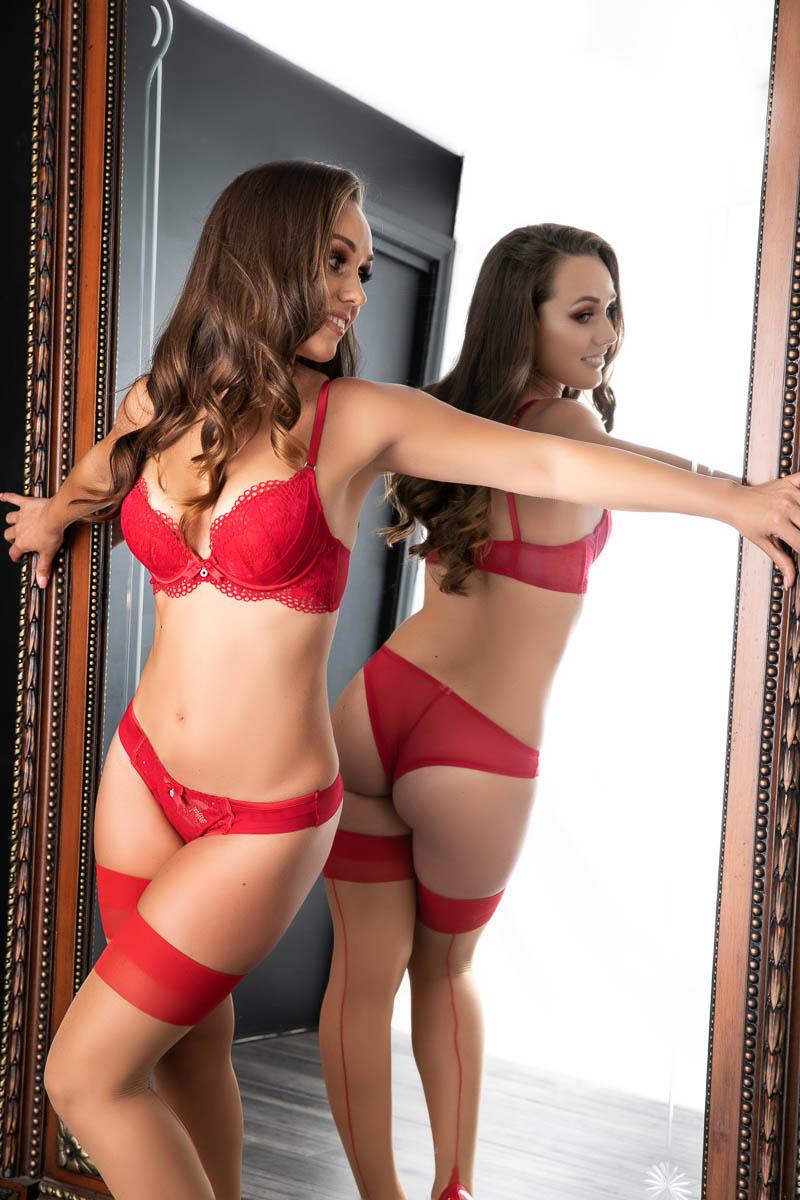 boudoir photography melbourne lingerie shoot